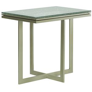 Hammary Stratus Accent Table