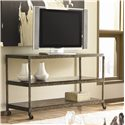 Morris Home Furnishings Structure Entertainment Console - Item Number: T3002086-00