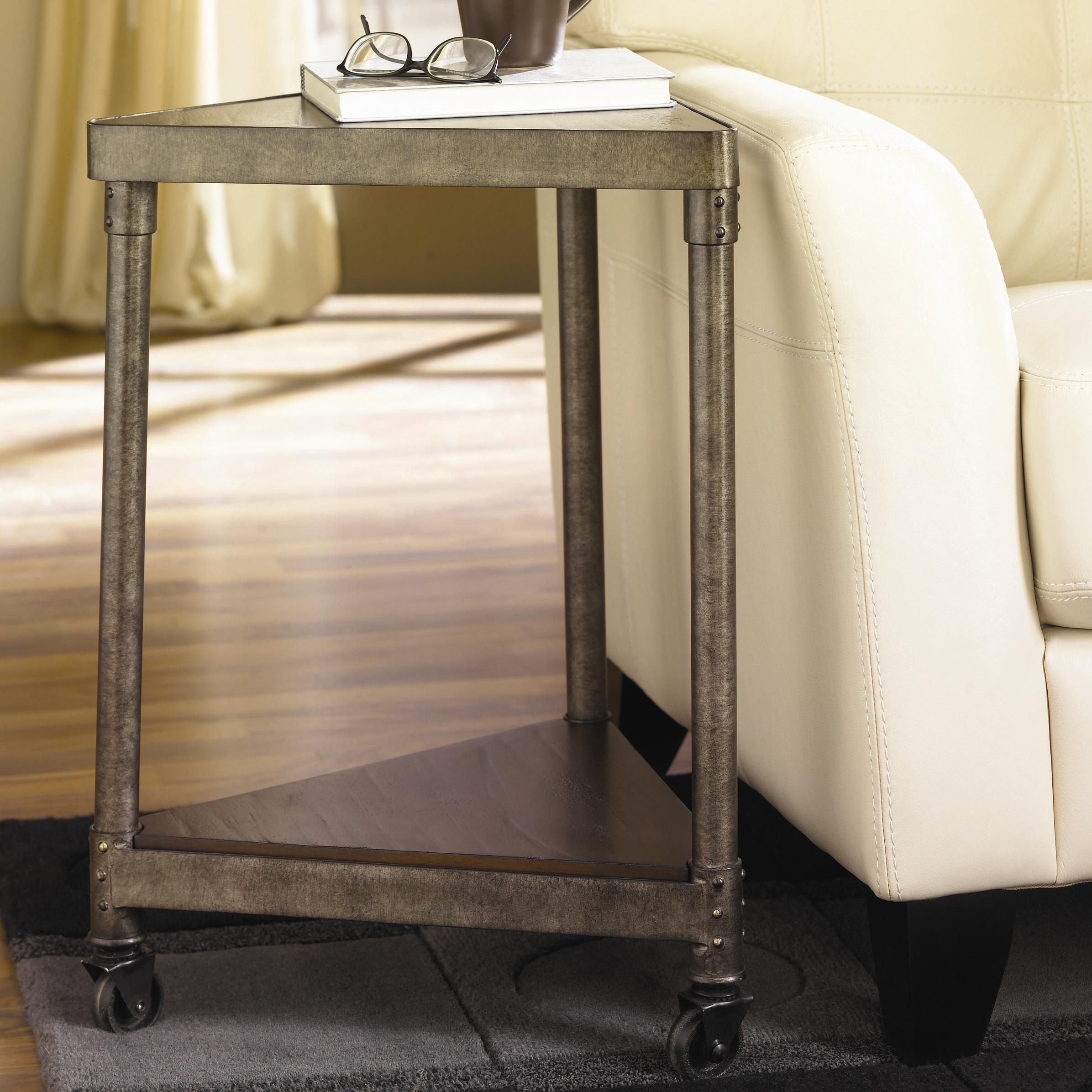 Hammary Structure Occasional Side Table Wayside Furniture End Tables