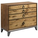 Hammary Synergy Lumber Bunching Drawer Chest - Item Number: 700-221