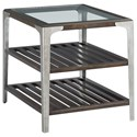 Hammary Tranquil Rectangular End Table - Item Number: 837-915