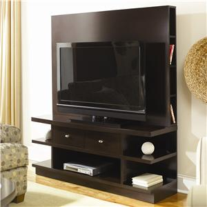 Morris Home Furnishings Urbana Entertainment Console