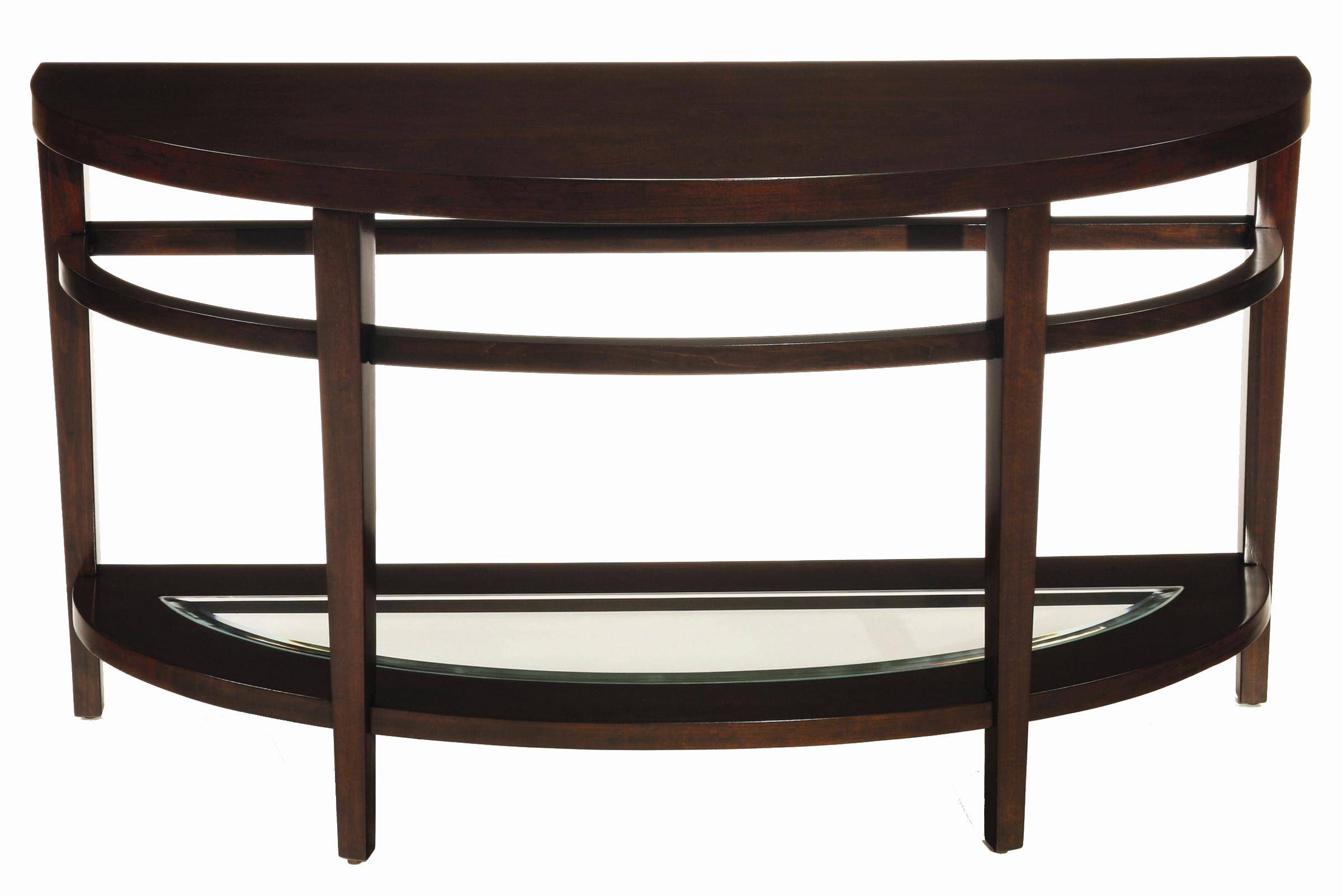 Morris Home Furnishings Urbana Atwell Ave Sofa Table - Item Number: T2081289-00