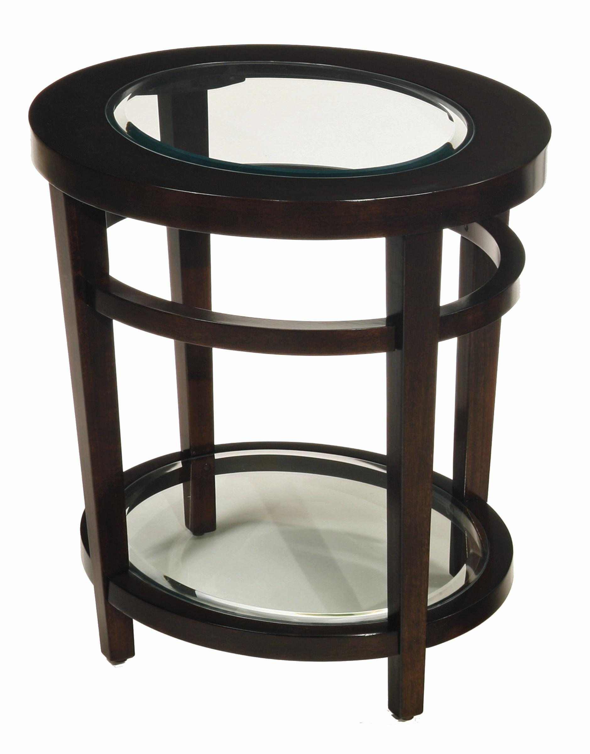 Morris Home Furnishings Urbana Atwell Ave End Table - Item Number: T2081536-00