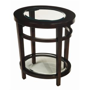 Morris Home Furnishings Urbana Atwell Ave End Table