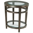 Hammary Urbana Oval End Table - Item Number: 880-918