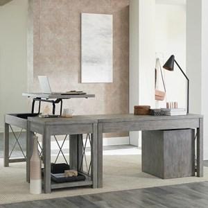 4-Piece L-Shape Desk