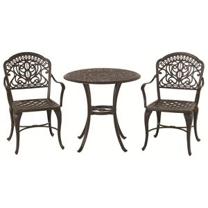 Hanamint Tuscany Outdoor Bistro Set
