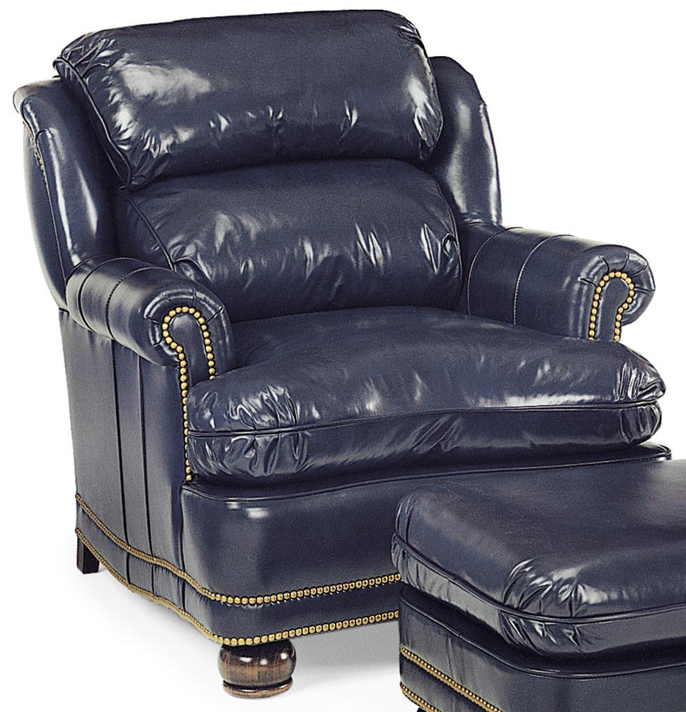 Hancock Amp Moore Austin Traditional Upholstered Chair With