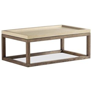 Hancock & Moore H & M Occasional Ilya Cocktail Table