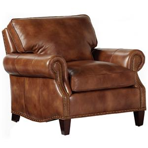 Perfect Chair With Exposed Wood Feet