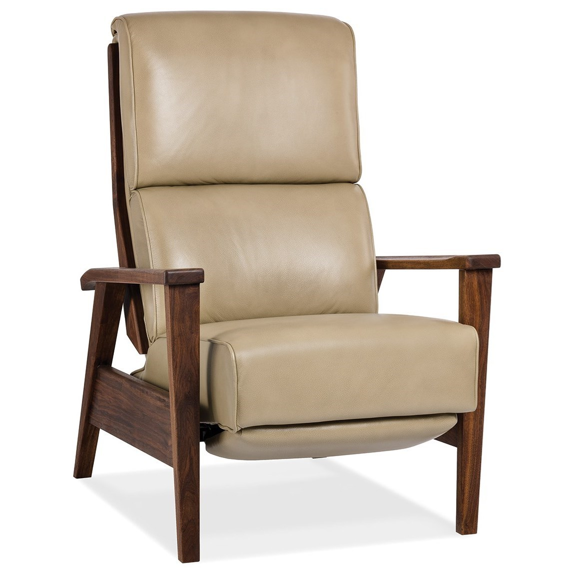 Katie Lounger with Walnut Wood