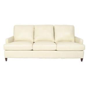 Han Moore Sprintz Hanmo Leather Sofa