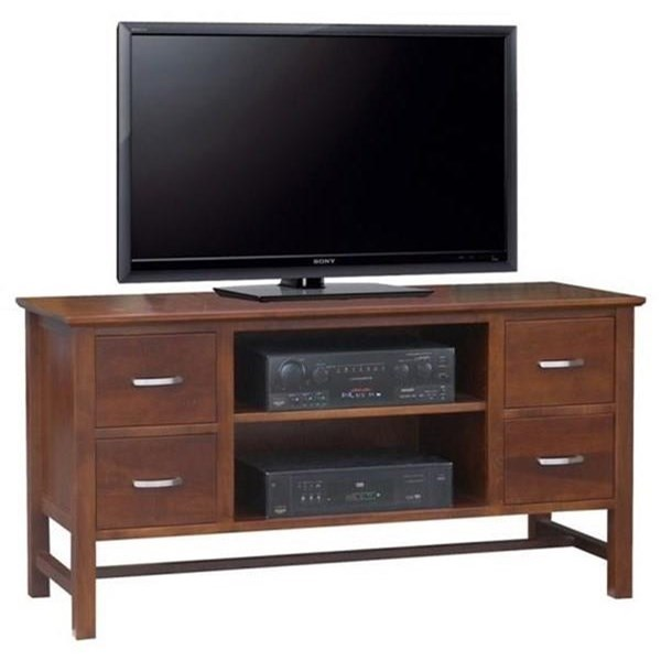 "Brooklyn 52"" HDTV Cabinet by Handstone at Stoney Creek Furniture"