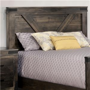 Handstone Chattanooga Queen Headboard