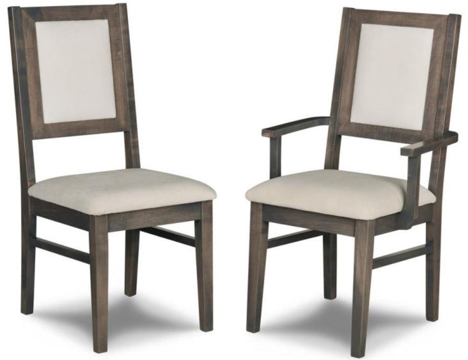 Contempo Side Chair by Handstone at Stoney Creek Furniture