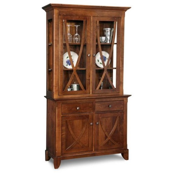 Florence Buffet & Hutch  by Handstone at Stoney Creek Furniture