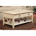 Handstone Florence Coffee Table - Item Number: P-FL2346
