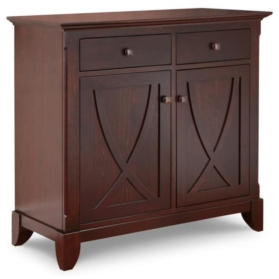 Florence 2 Drawer Sideboard by Handstone at Stoney Creek Furniture