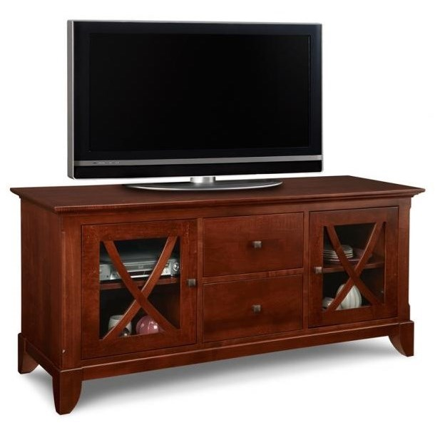 "Florence 61"" HDTV Cabinet by Handstone at Stoney Creek Furniture"