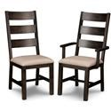 Handstone Rafters Side Chair - Item Number: 402.000019