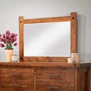 Low Landscape Mirror
