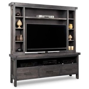 HDTV Unit w/Hutch