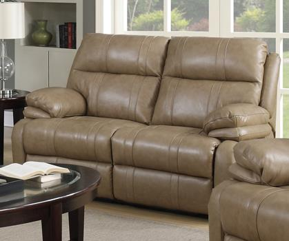 Happy Leather Company 1286 Power Reclining Loveseat - Item Number: 377647