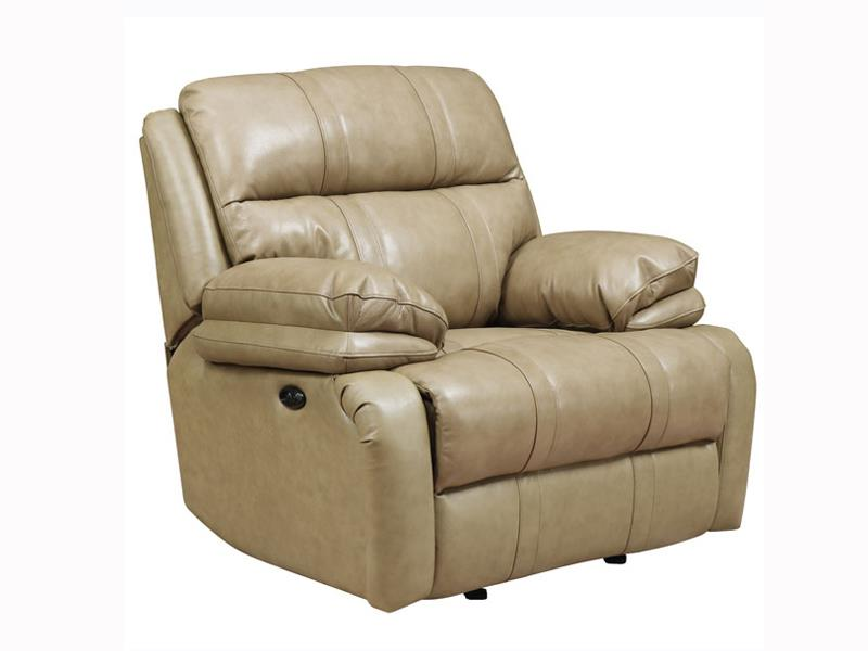 Happy Leather Company 1286 Power Recliner - Item Number: 539120