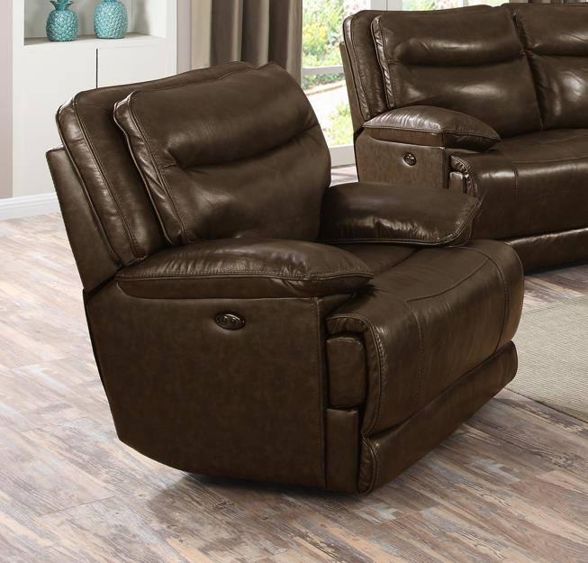 Happy Leather Company 1286 Power Recliner - Item Number: 816852