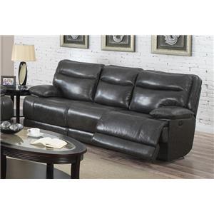Happy Leather Company Sunnyvale 1282 Power Reclining Sofa