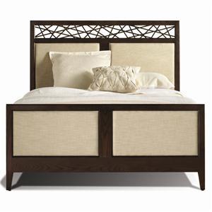 Harden Furniture Artistry Preston Upholstered Bed