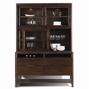 Harden Furniture Artistry Monterey Buffet & Hutch
