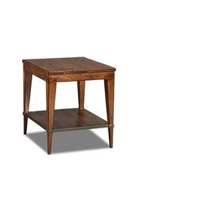 Harden Furniture Cabinetmakers Cherry Grand Forks End Table