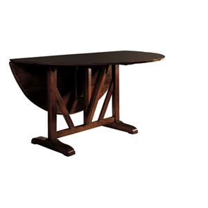 Harden Furniture Classic Cherry / NuClassic Drop-Leaf Dining Table