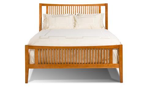 Harden Furniture Walden Slat Bed   Item Number: 950