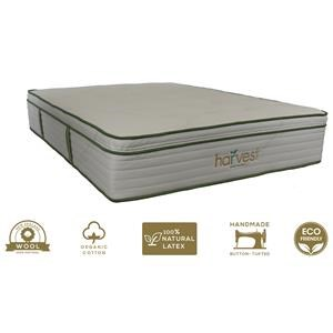 "Queen 13"" Medium Plush Hybrid Mattress"