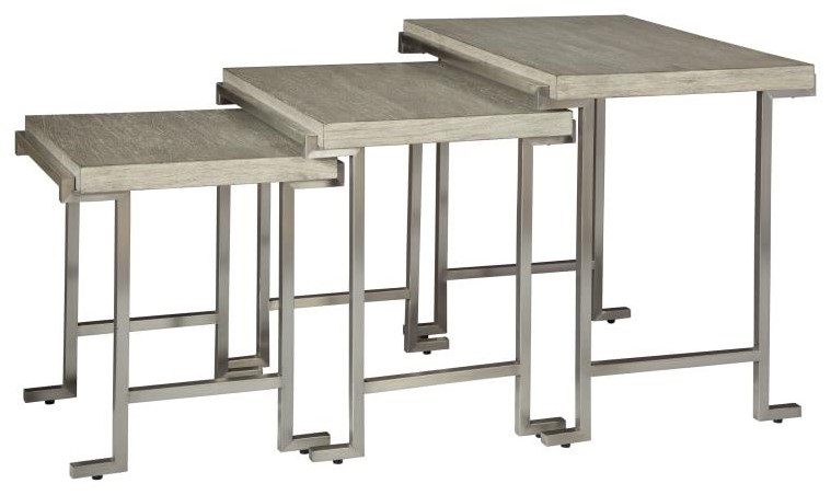 2-4503 Nesting Tables by Hekman at Sprintz Furniture