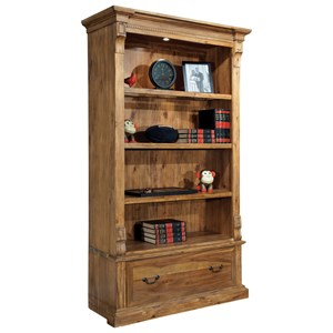Hekman Office Express Executive Bookcase