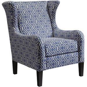 Hekman Alison Traditional Accent Chair