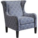 Hekman Alison Traditional Accent Chair  - Item Number: 1766