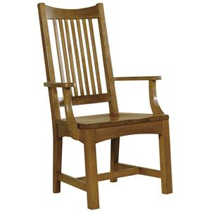 Hekman Arts and Crafts Chair