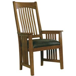 Hekman Arts and Crafts Arm Chair