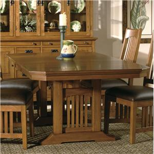 Hekman Arts and Crafts Table