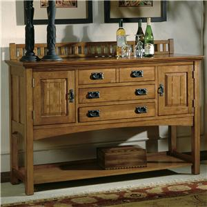 Hekman Arts and Crafts Sideboard