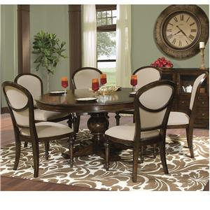 Hekman Charleston Place Table and Chair Set