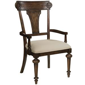 Hekman Charleston Place Dining Arm Chair