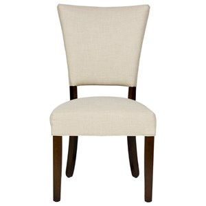 Hekman Comfort Zone Dining Charlotte Dining Side Chair