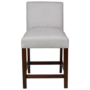 Hekman Comfort Zone Dining Kennedy Counter Stool