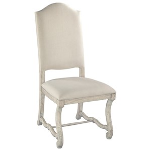 Hekman Homestead Upholstered Side Chair